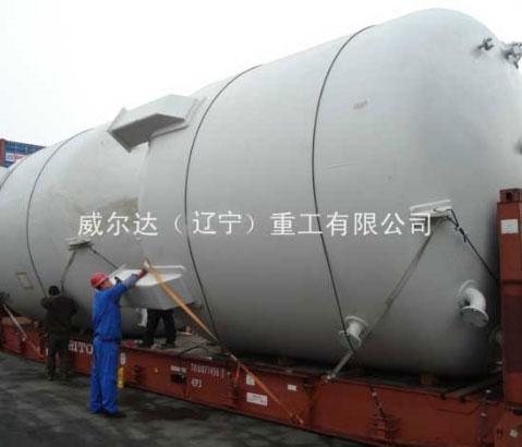 船用高压容器、风泵单元及不同标准的各类压力容器