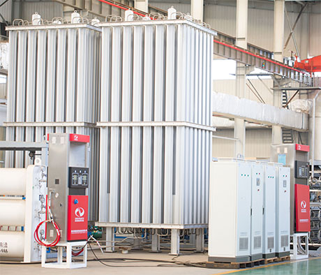 LNG/L-CNG加液加气站