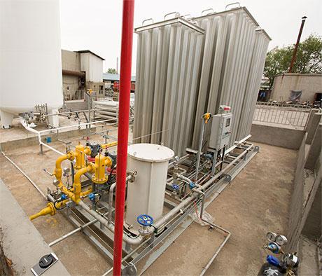 LNG一体式撬装供气站